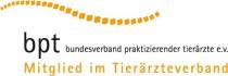 bpt-Mitglied Logo Tierärzteverband